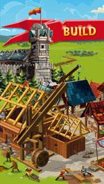 Empire Four Kingdoms - Ecran 1