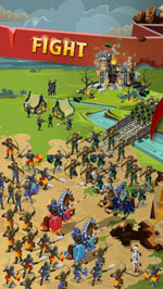 Empire Four Kingdoms - Ecran 2