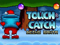 Touch And Catch - Being Santa