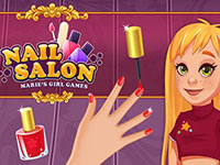 Nail Salon - Marie's Girls games